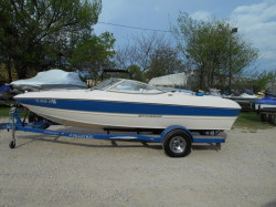 2008 - Stingray Boats - 195LX Open Bow